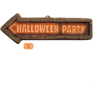 Widmann Decor 3D Halloween Party