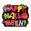 Widmann Decor 3D Happy Halloween
