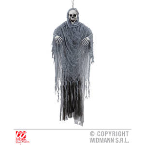 Widmann Decor Grim Reaper Animat
