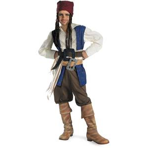 Disney Costum Jack Sparrow