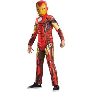 Disney Costum Avengers Iron-Man Copil