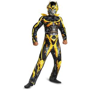 Disney Costum Transformers 4 Bumblebee