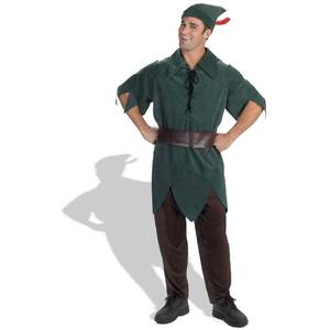 Disney Costum Peter Pan Adult