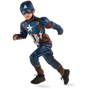 Disney Costum Marvel Captain America 5-6 ani
