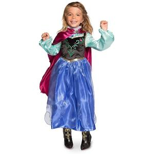 Costum Disney Frozen Anna 7-8 ani
