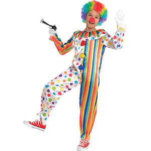 Amscan Costum Clown Salopeta 8-10 Ani