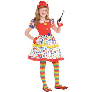 Amscan Costum Clown Circ 8-10 Ani