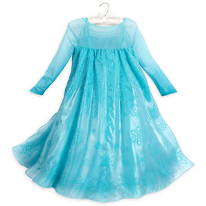 Costum Elsa Frozen Disney 2-3 Ani