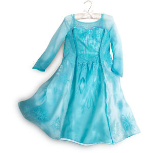Costum Elsa Frozen Disney 3-4 Ani