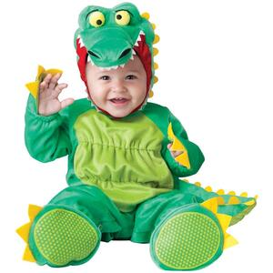 InCharacter Costum Bebe Aligator