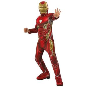 Rubie's Costum Iron Man Deluxe